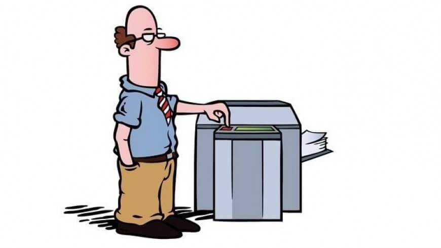 Kserokopia dokumentów w US i nie tylko